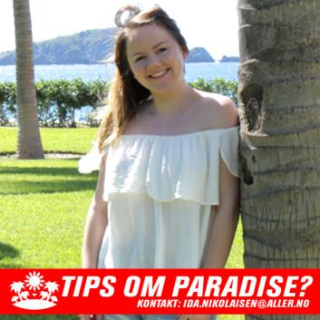 TIPS: Har du et tips til redaksjonen, kontakt Ida Nikolaisen.
