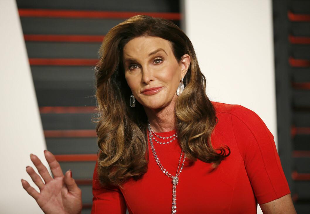 HYLLES: Caitlyn Jenner har fått mye ros for å stå frem som transseksuell 66 år gammel.  Foto: Reuters
