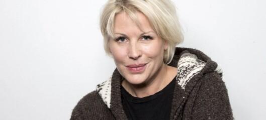 Anne-Kat. Hærland er ferdig i TVNorge