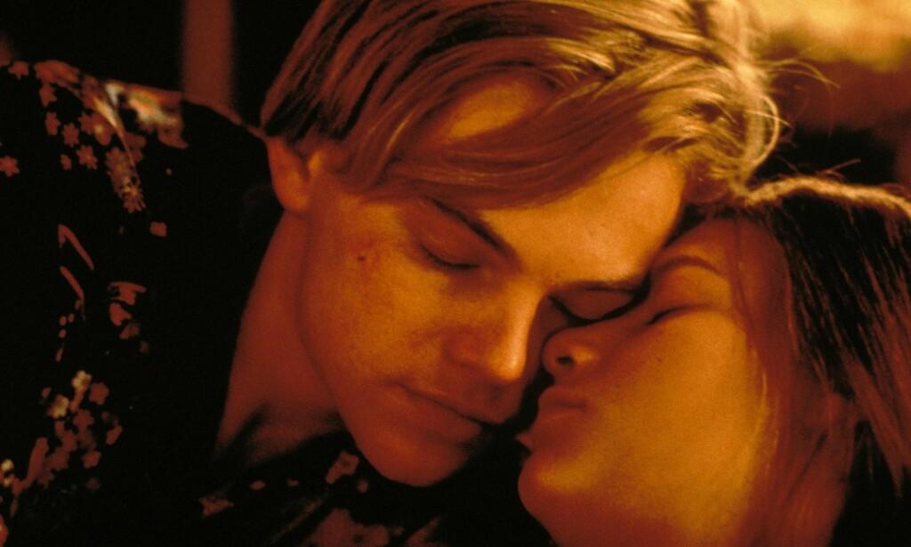 Ansikt mot ansikt: Rome og Julie fikk en natt sammen. Foto: Scanpix