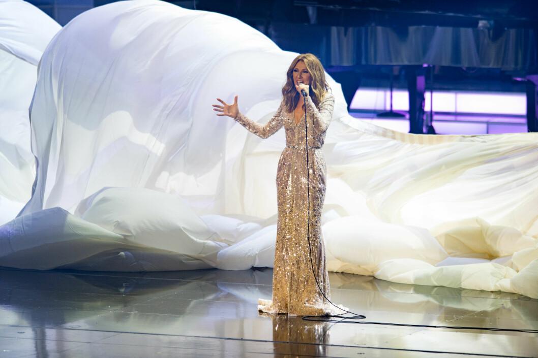 POPULÆR PÅ SCENEN: Céline Dion sine konserter i Las Vegas er svært populære, og hun har forlenget kontrakter helt frem til 2019.  Foto: NTB scanpix