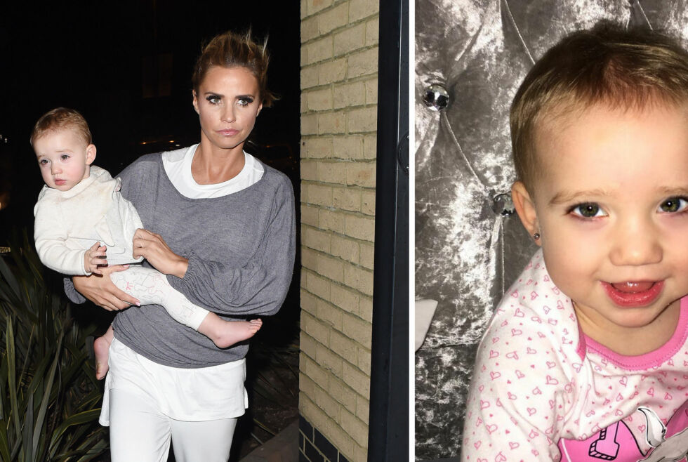 Katie Price anklages for barnemishandling