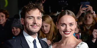 «Hunger Games»-stjernen ble pappa i hemmelighet