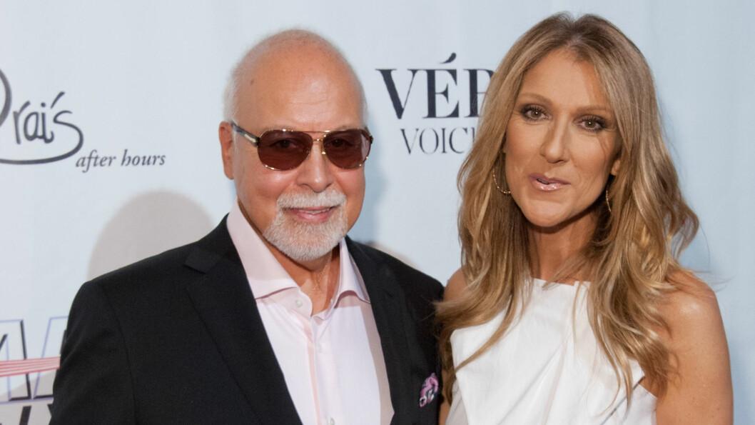 KLARER IKKE Å OPPTRE: Celine Dion avviser at hun kommer til å synge i ektemannens begravelse.  Foto: NTB scanpix