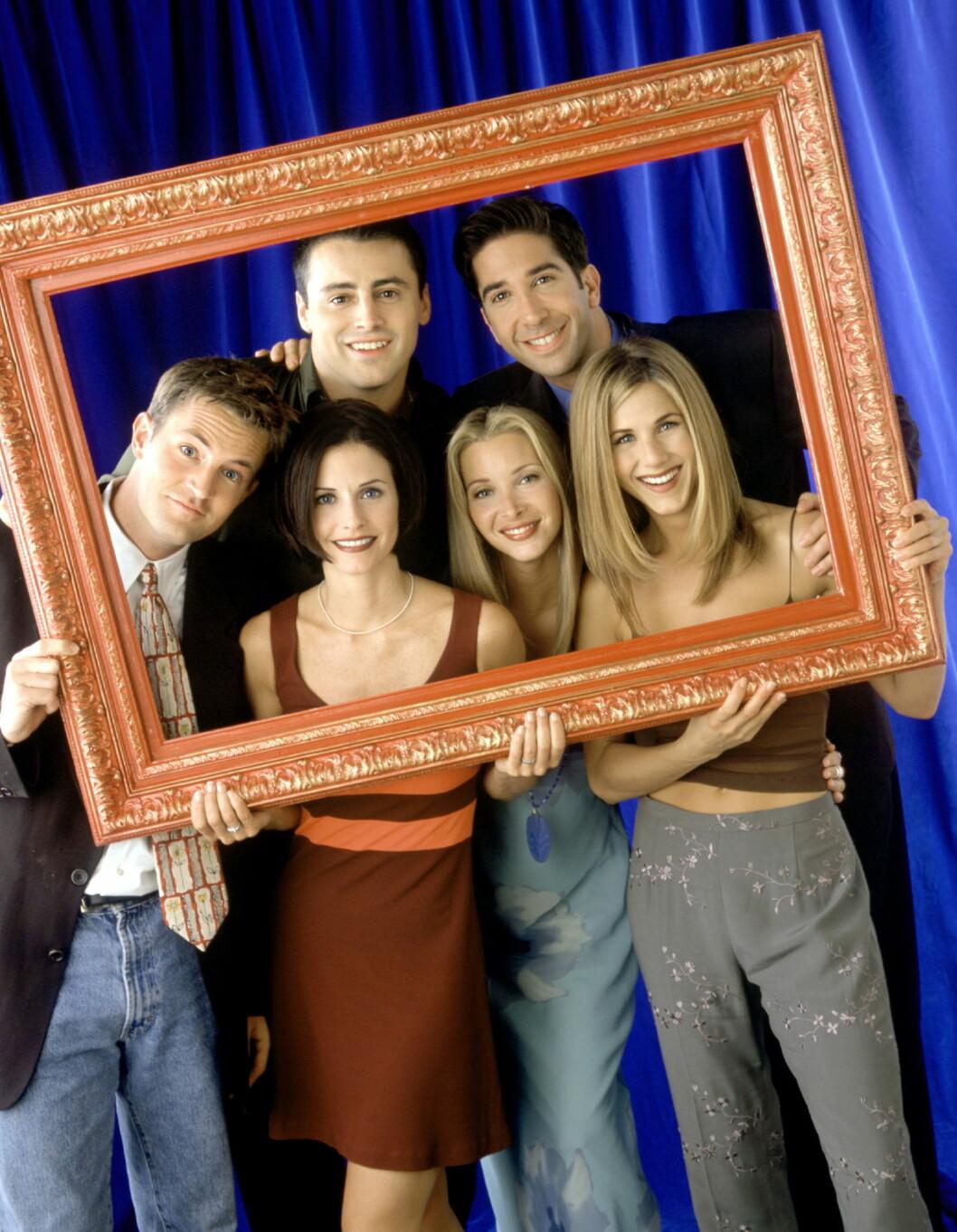 GJØR COMEBACK: Tusenvis av fans jublet da det ble kjent at flere i «Friends»-gjengen har sagt ja til å bli med i en comeback-episode. Foto: ©Warner Bros/Courtesy Everett C
