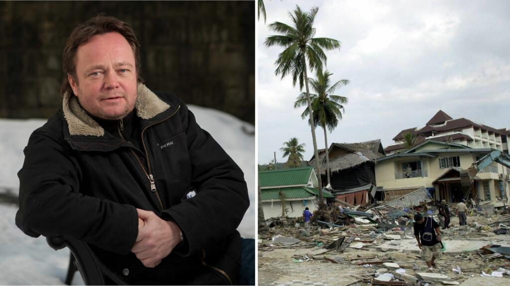 INNTRYKK: Fredrik Græsvik har opplevd flere livstruende opplevelser under sine 20 år som krigsreporter.  Foto: Se og Hør / NTB scanpix