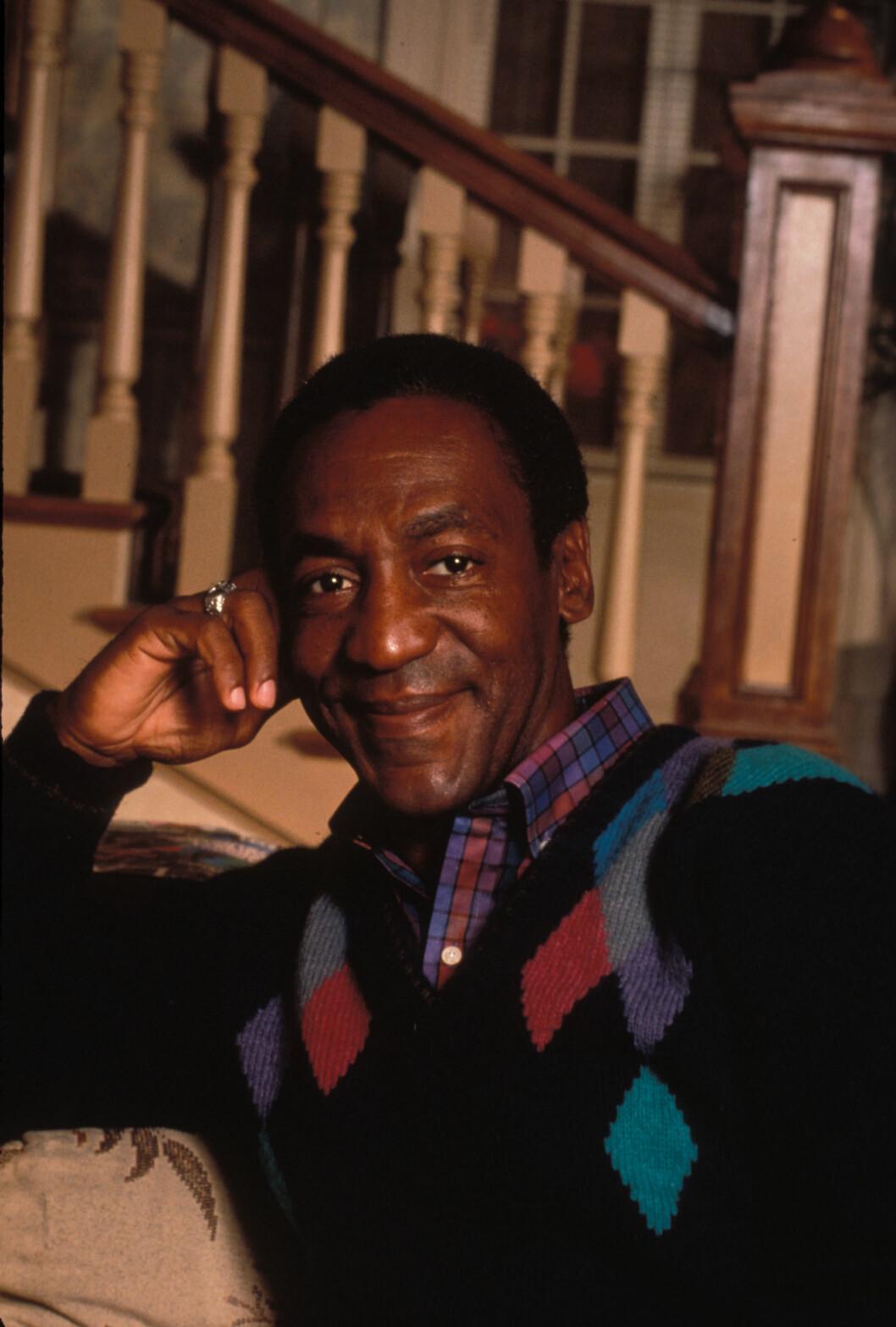 <strong>TV-STJERNE:</strong> På 1980- og starten av 90-tallet gjorde Bill Cosby suksess med familiekomedien «The Cosby Show». I dag sliter han med haltende helse og en rekke alvorlige overgrepsanklager.  Foto: SipaUSA