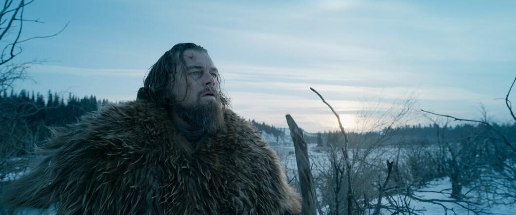 <strong>TALENTFULL:</strong> Over nyttår er Leonardo DiCaprio kinoaktuell i westerndramaet &amp;amp;amp;quot;The Revenant&amp;amp;amp;quot; som han er nominert til Golden Globe for. Foto: NTB Scanpix