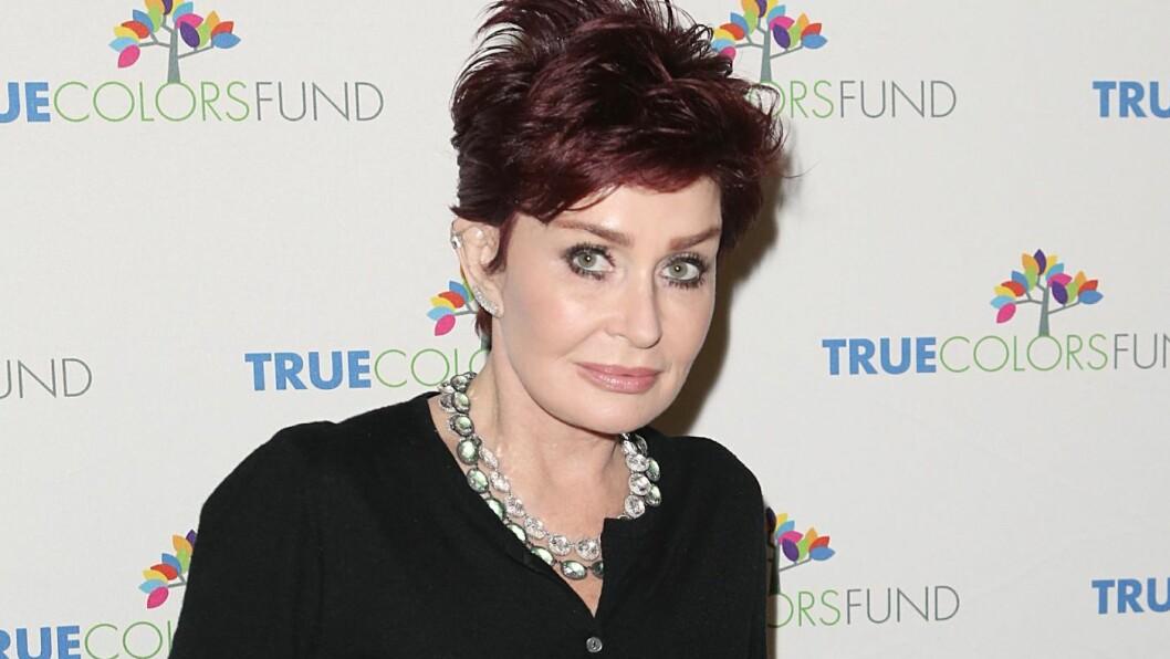 TØFFE PERIODER: I mange år har Sharon Osbourne slitt med depresjon. Nå går hun på medisiner og føler seg bedre. Foto: NTB Scanpix