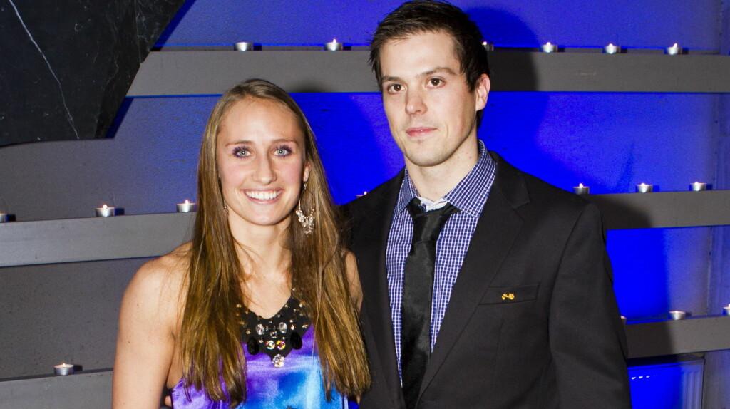 VIL STIFTE FAMILIE: Camilla Herrem ønsker seg barn med ektemannen Steffen Stegavik. Håndballkarrierene gjør nå at paret bor i hvert sitt land.  Foto: NTB scanpix