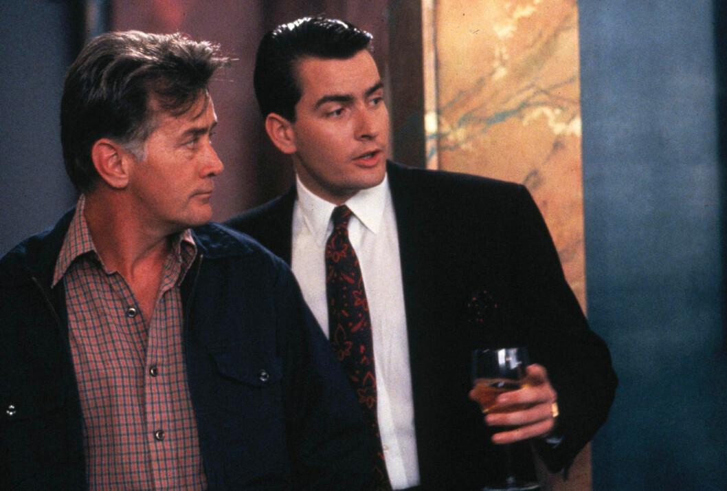 <strong>BERØMT FAR:</strong> Charlies far Martin Sheen er en av Hollywoods største skuespillere.  Foto: SipaUSA