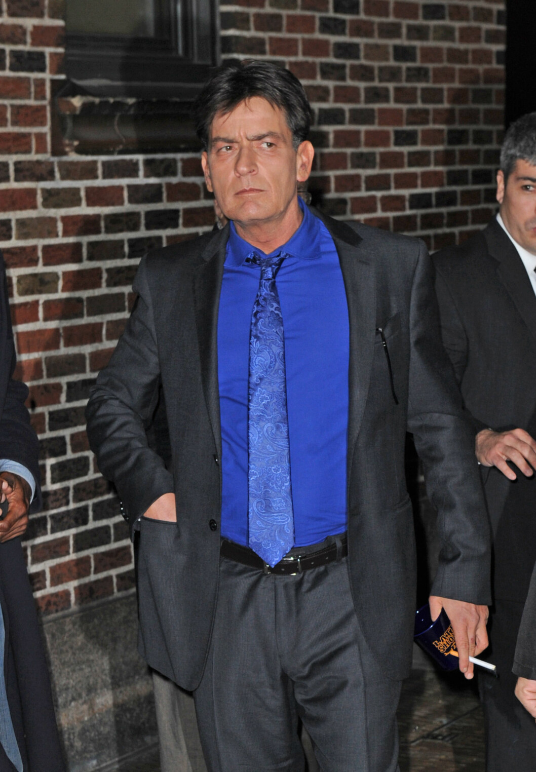 <strong>HEMMELIG:</strong> I flere år skal skuespilleren ha skjult for verden at han er HIV-positiv.  Foto: Polaris