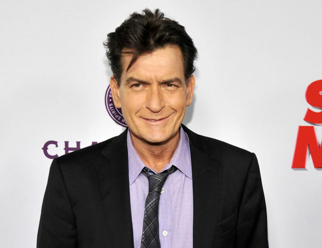 <strong>RUSAVHENGIG:</strong> Sheen har levd et utsvevende partyliv med rusmidler og prostituerte.  Foto: Ap