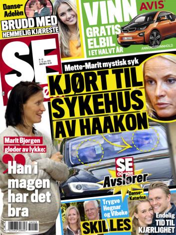 I SALG NÅ: Les mer i Se og Hør.