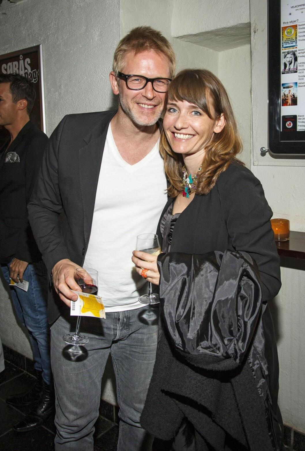 FORELDRE:Trond Espen Seim er gift med Cecilie Frostad Egeberg. Sammen har de to barn. Foto: Tor Lindseth