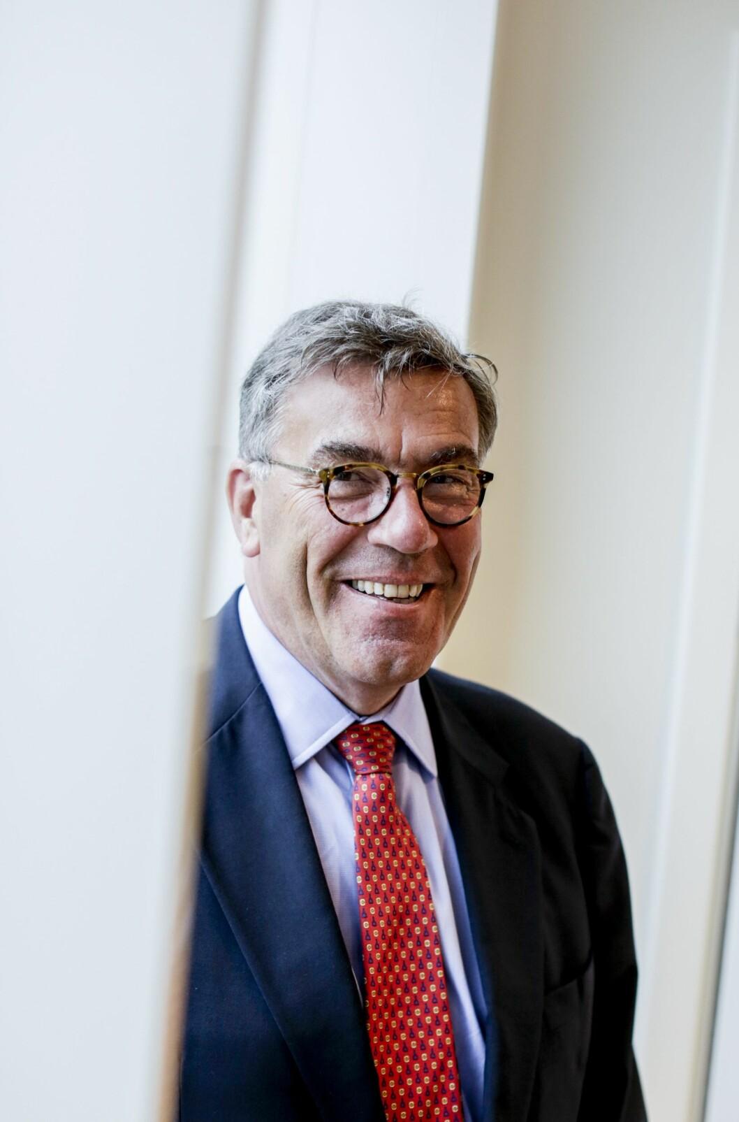 IKKE ENSOM: I et nytt intervju forteller Orkla-styreleder og tidligere Rimi-eier Stein Erik Hagen at det slett ikke er synd på ham. Foto: NTB scanpix