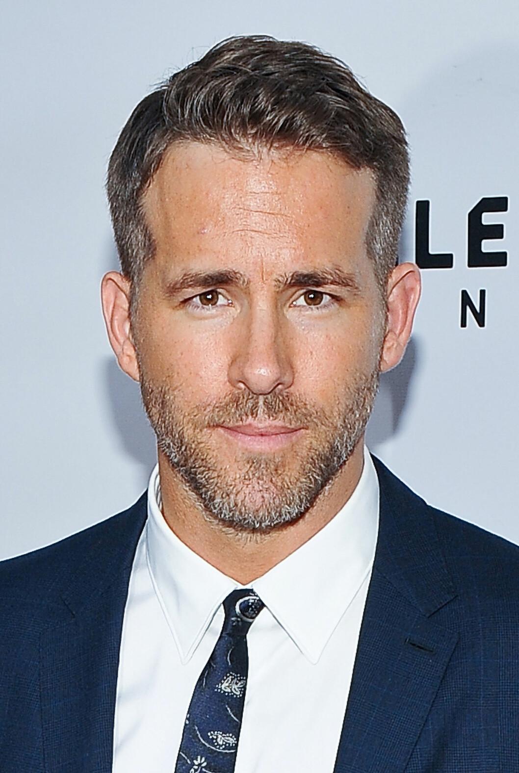 GLAD I BARN: Ryan Reynolds og Blake Lively har datteren James, men ønsker seg mange barn. Foto: SipaUSA