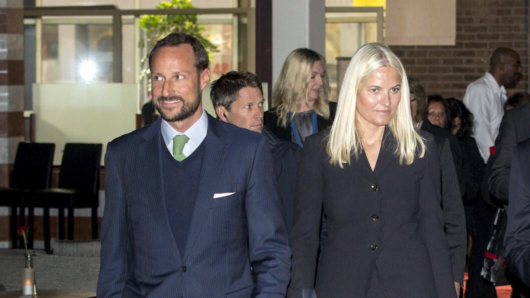 SYK IGJEN: Mette-Marit blir ikke bra i luftveiene. Nå avlyser hun den planlagte turen til Brasil neste måned. Kronprins Haakon må dra alene. Foto: Andreas Fadum