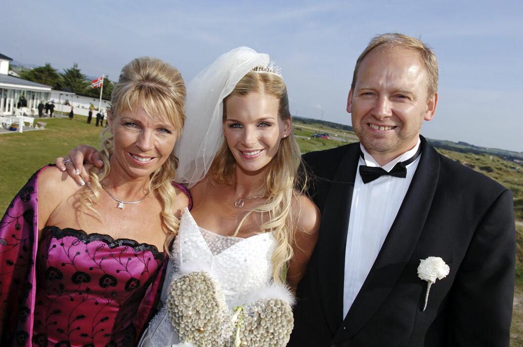 SKRYTER AV FORELDRENE: Sørland har veldig mye godt å si om både mamma Astri og pappa Kjell Arne. Foto: Anders Martinsen, Se og Hør