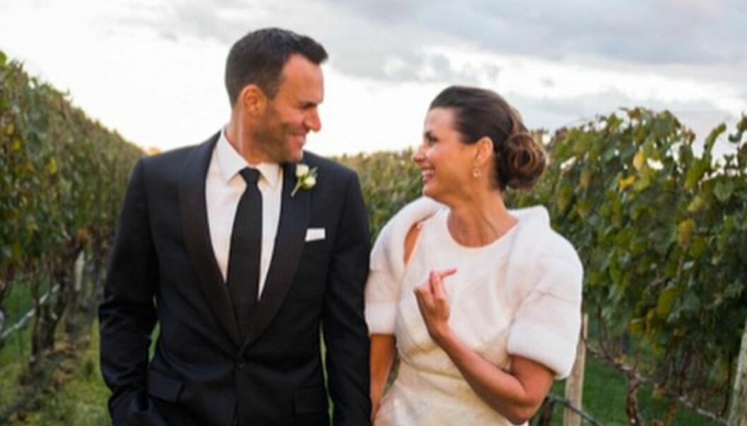 «Sex og singelliv»-stjernen giftet seg
