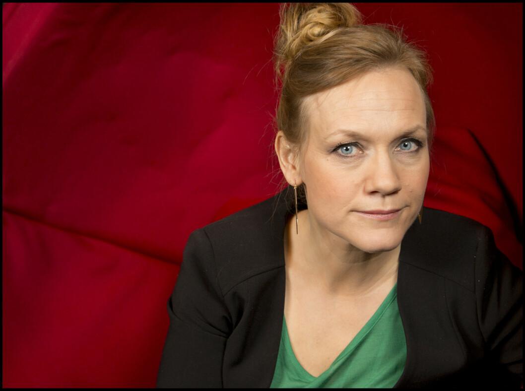 BIDRAR: Anneli Drecker har skrevet en låt til «Min Lov»-aksjonen. Foto: TV 2