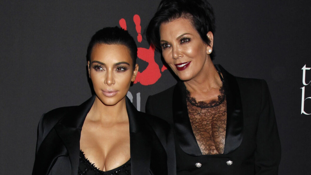 <strong>NÆRT FORHOLD:</strong> Reality-stjernene Kim Kardashian og Kris Jenner har et svært tett mor-og-datter-forhold. Denne uken røpet Kim hvor «intimt» forholdet deres kan være.   Foto: Pa Photos