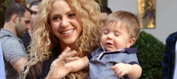 Shakiras sønn stjal showet i New York