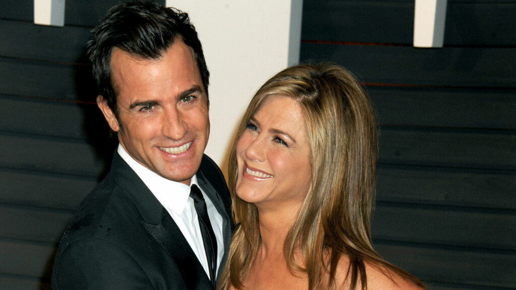 SKIFTER IKKE NAVN: Justin Theroux mener det ikke er noen god ide at Jennifer Aniston blir Jennifer Theroux. Foto: Abaca