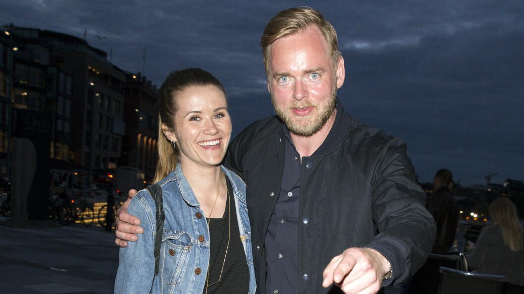 BLIR TOBARNSFORELDRE: Live Nelvik og Tore Sagen venter barn. Foto: Se og Hør