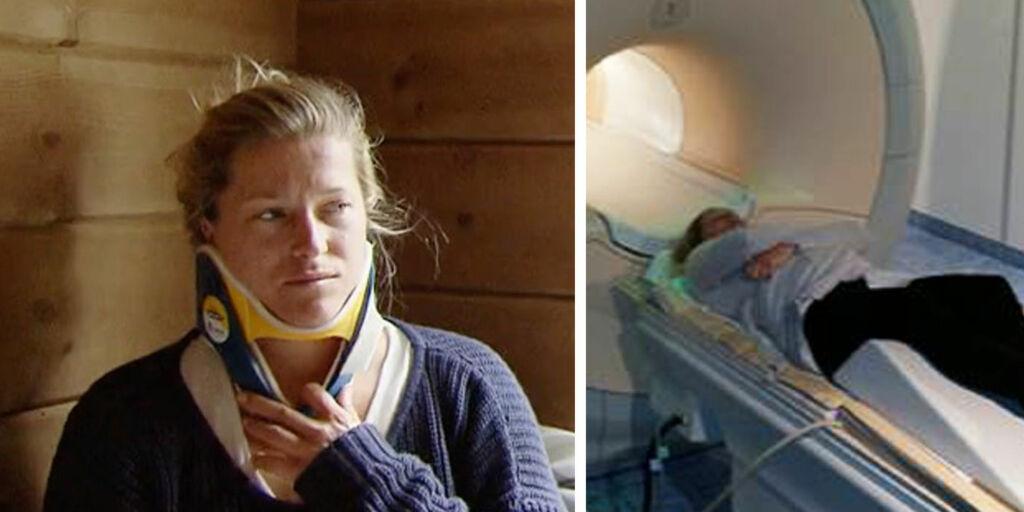 image: - Jeg slet med nakken i en måned etter «Råskap»