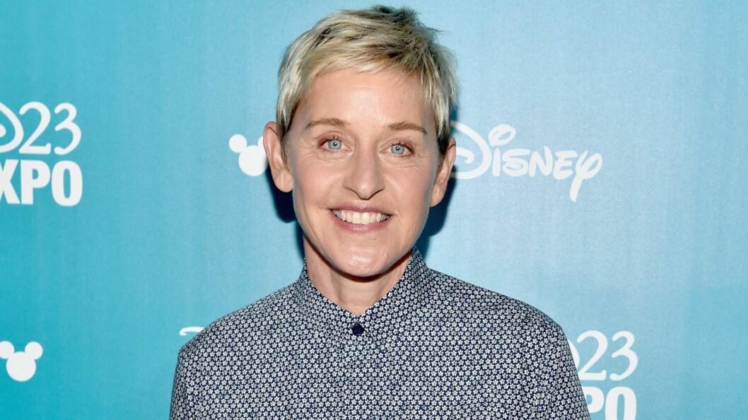 <strong>ANGRER:</strong> Ellen DeGeneres avslører hvilke karrierevalg hun angrer mest på.  Foto: NTB scanpix