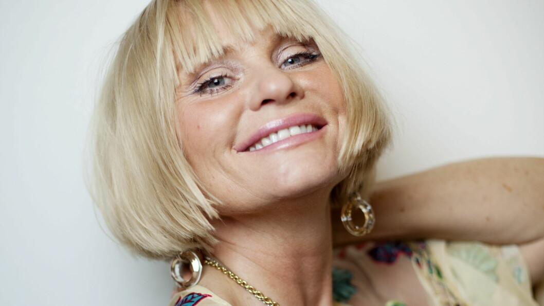 IKKE BEKYMRET: Sanger og skuespiller Mia Gundersen er ikke redd for å bli eldre. Foto: Scanpix
