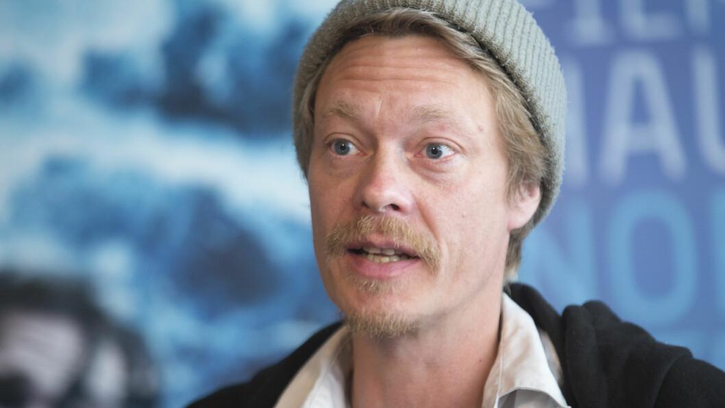 FESTINGEN TOK OVERHÅND: Kristoffer Joner la seg for tolv år siden inn på avrusning, etter at alkoholen ble uhåndterlig. Foto: NTB scanpix