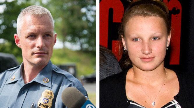 O'Donnells datter: - Ble funnet hos narkodømt heroinmisbruker