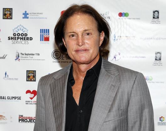 FØR: Selv om ryktene svirret lenge rundt Bruce Jenners kjønnsskifte, lot verden seg overraske da den tidligere OL-mesteren røpet at han skulle bli kvinne.  Foto: NTB scanpix