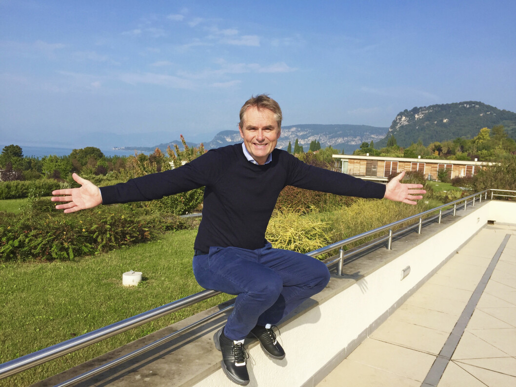 PROGRAMLEDER: Som vanlig er det Dag Erik Pedersen som skal lede Mesternes mester. Foto: Se og Hør