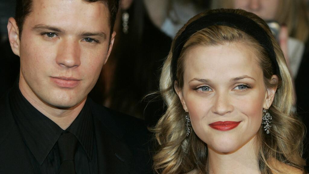 STJERNEPAR: Det er ingen tvil om at Ryan Phillippe og Reese Witherspoon utgjorde et pent par. Dessverre tok lykken slutt i 2007. Foto: Scanpix