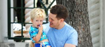 - Michael Bublés kreftsyke sønn får feire jul med familien