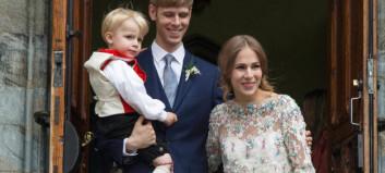 Nå er Lars Vaular gift