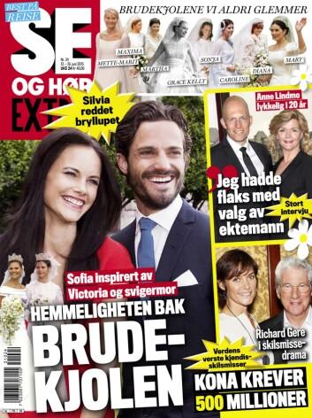 <strong>LES MER :</strong> I nyeste nummer av Se og Hør Extra kan du lese mer om Lasse Kjus. Foto: Se og Hør