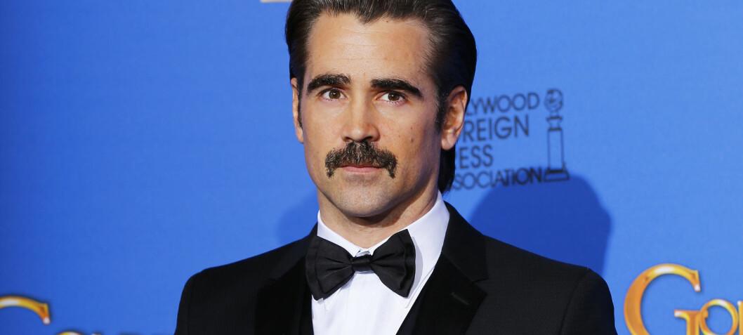 Colin Farrell har ikke datet på fire år