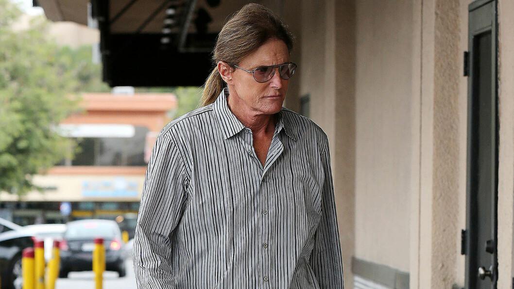 MYE OPPMERKSOMHET: Bruce Jenner har fått mye oppmerksomhet den siste tiden, etter det kom frem at han går gjennom en prosess for å bli kvinne.  Foto: NTB Scanpix