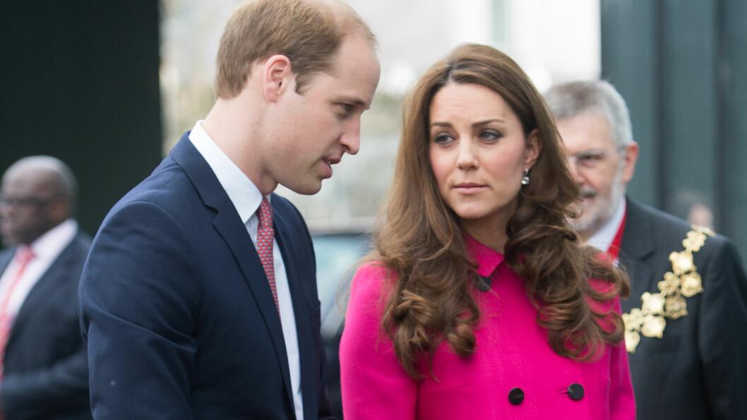 <strong>VIL TREKKE SEG TILBAKE:</strong> Om kort tid blir hertuginne Kate og prins William foreldre for annen gang. Nå ønsker Kate å ta flere måneder mammaperm, etter sitt siste offisielle oppdrag før fødselen (bildet). Hertuginnen var tilbake på jobb etter bare åtte uker etter sin første fødsel.  Foto: Pa Photos/ Scanpix