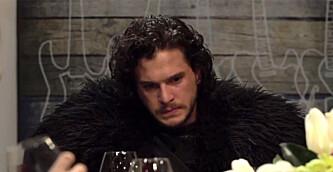 Slik har du aldri sett «Jon Snow» før