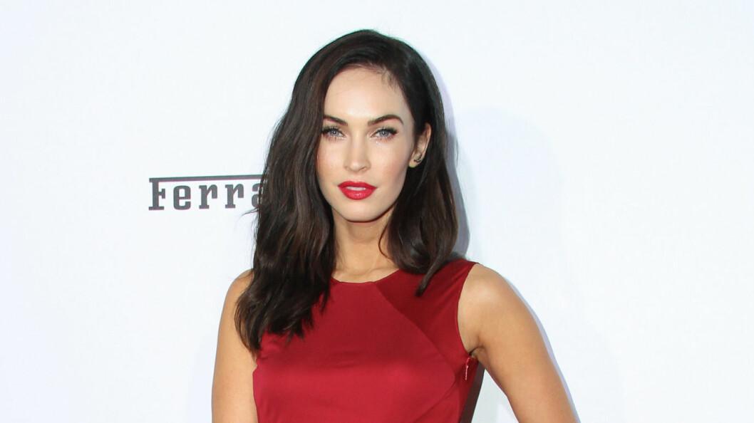 BLIR STEMPLET: Et vakkert utseende trenger ikke å være positivt i underholdningsbransjen. Det har Megan Fox fått erfare. Foto: Stella Pictures
