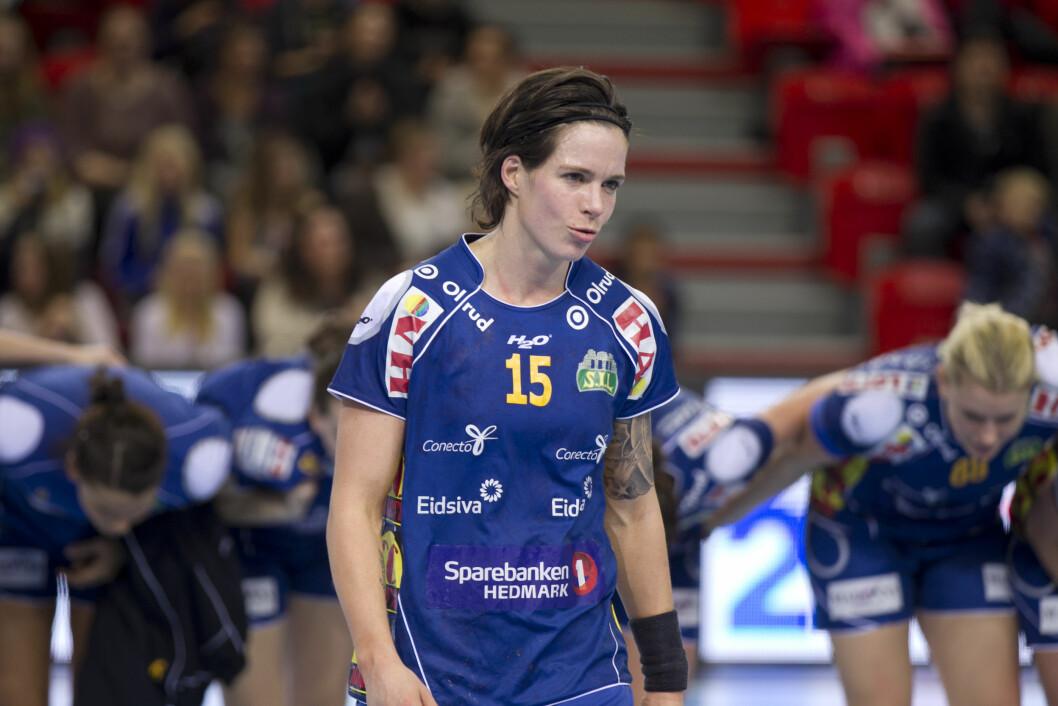 TØFF: Anja Hammerseng-Edin er opptatt av at man skal snu motgang og utfordringer til muligheter  Foto: Stella Pictures