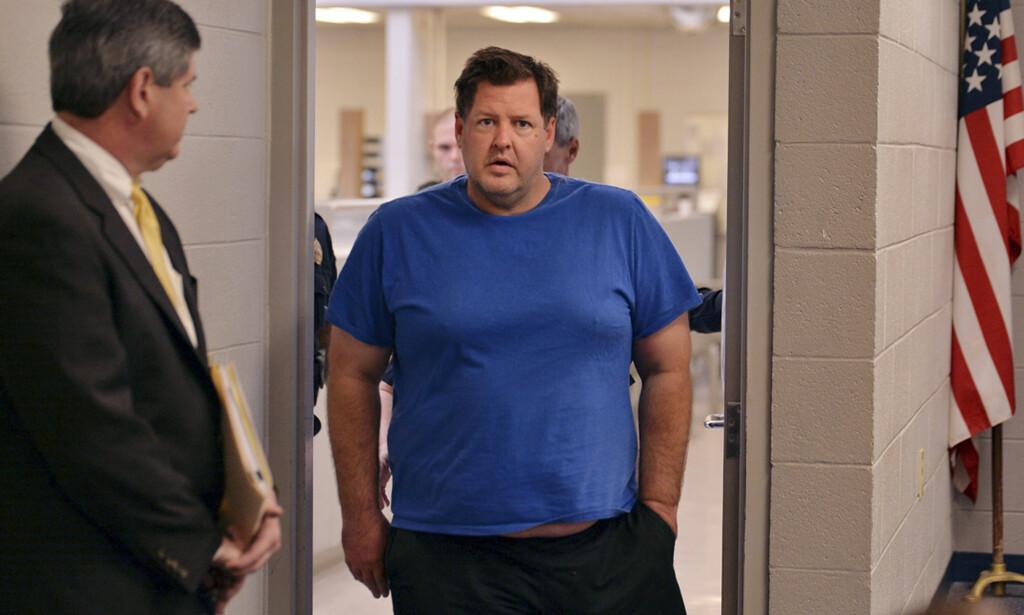 TILSTÅR: Todd Kohlhepp har tilstått sju drap etter at han ble arrestert i forbindelse med en bortføringssak. Foto: Reuters / NTB scanpix