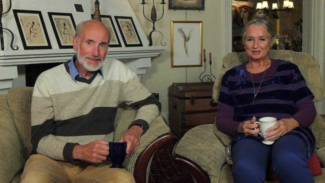 SØSKEN: Jan og Silvia fikk et nytt liv da han ble oppdaget at han var adoptert. Foto: NRK