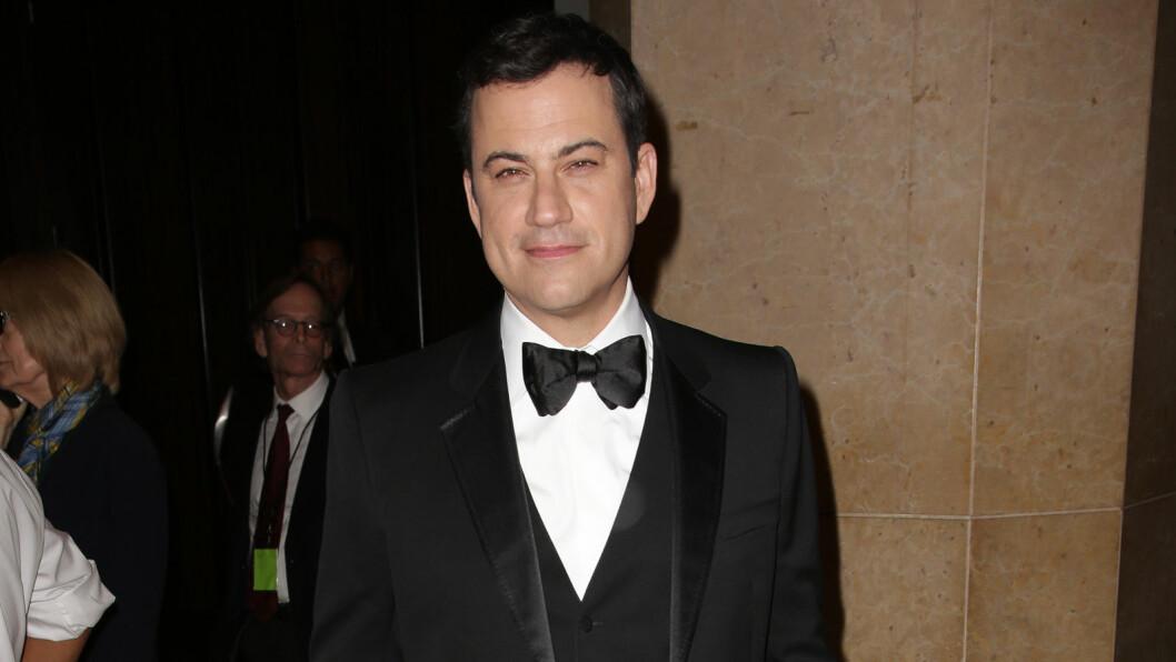 <strong>AVSLØRTE INTIM HEMMELIGHET:</strong> Jimmy Kimmel ga litt mer enn forventet da han snakket med E! News. I intervjuet avslørte han at han har operert penis to ganger. Foto: All Over Press