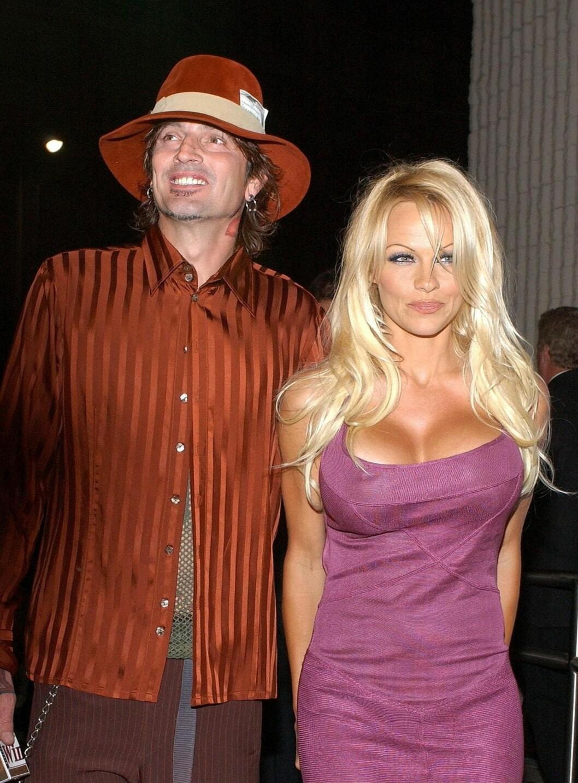 <strong>TURBULENT PRIVATLIV:</strong> Pamela var gift med Mötley Crüe-trommis Tommy Lee (bildet) fra 1995 til 1998. De fikk sønnene Brandon og Dylan sammen. Før hun giftet seg med Rick Salomon, var hun gift med artisten Kid Rock fra 2006 til 2007.  Foto: Stella Pictures
